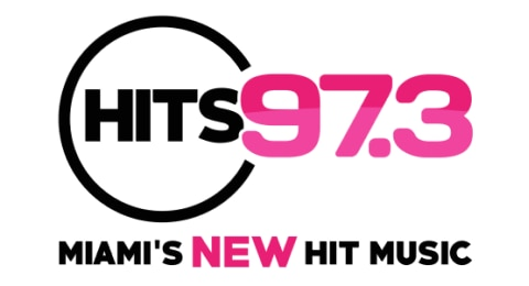 Hits 97.3 - Miami's NEW Hit Music Logo